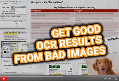 how to get good ocr software results