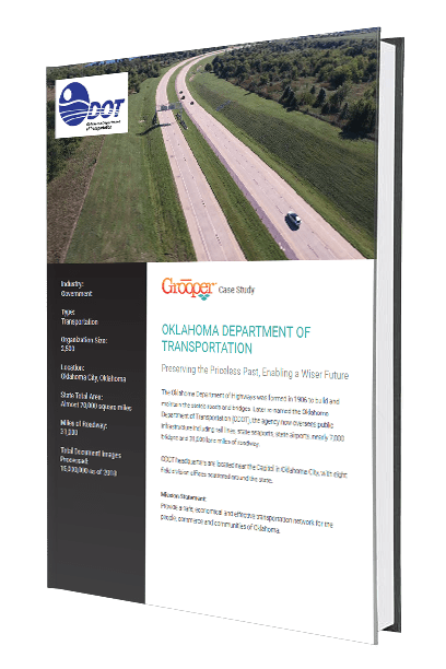 ODOT Document Scanning Services Case Study
