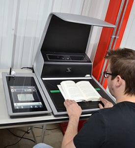 secure document scanning services