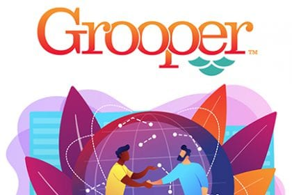 grooper partnership data-centric portfolio