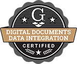 document data integration training badge