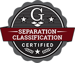document separation and classification training badge