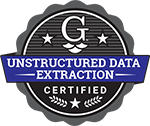 unstructured data training badge